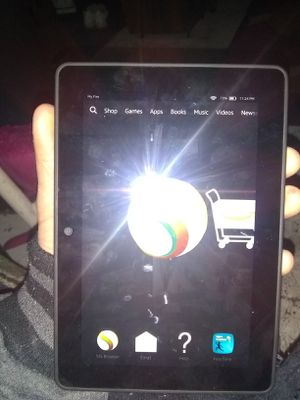 Amazon Kindle fire 7 hdx 32gig for Sale in Denver, CO