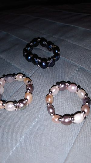 Genuine Freshwater Pearl Rings for Sale in Atwater, CA