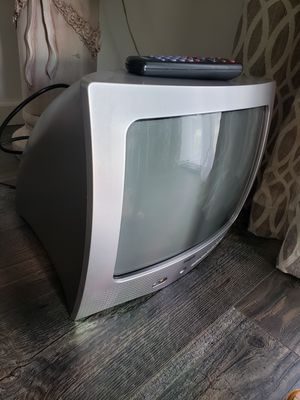 "Free 13"" TV and remote for Sale in York, PA"