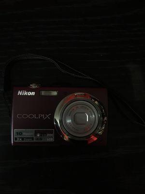 Nikon Coolpix digital camera for Sale in Sacramento, CA