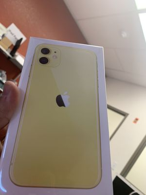 iPhone 11 (64GB ) Factory Unlocked | 1Year Apple warranty | Brand New Never used | IMEI Lifetime warranty!! for Sale in Zephyrhills, FL