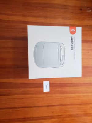 Warm and Cool Mist Humidifier for Home for Sale in Quincy, MA