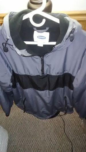 Old Navy Men's Medium Jacket - 1/4 zip up for Sale in Vestal, NY