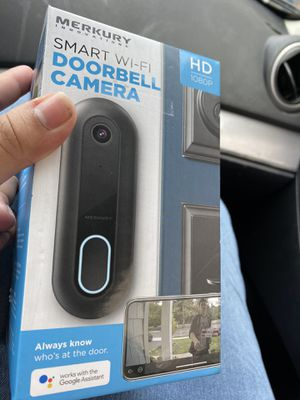 Doorbell camera for Sale in Westerville, OH