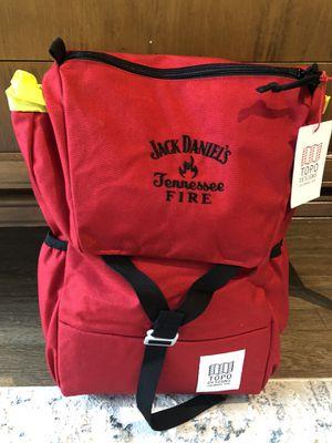 Jack Daniels TOPO BACKPACK for Sale in St. Petersburg, FL