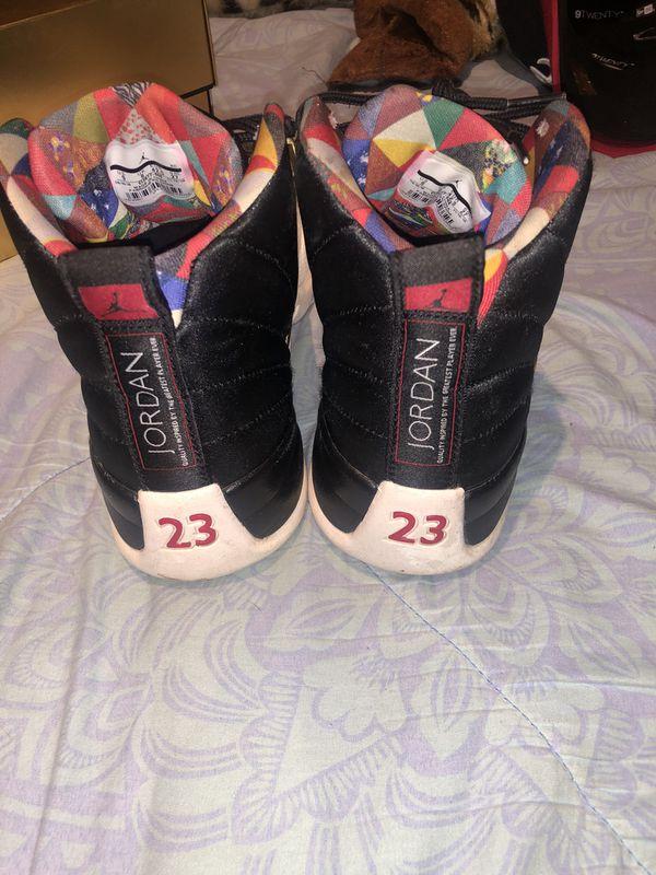 Jordan 12 Chinese New Years size 9