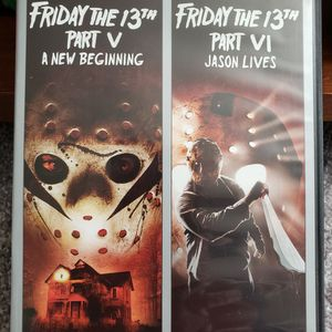Friday The 13th Part V and VI for Sale in Sarasota, FL