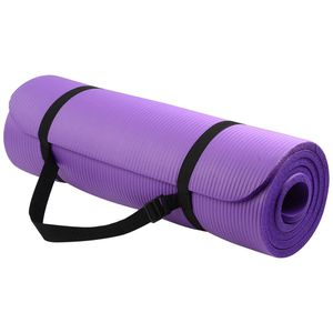 Half Inch Yoga Workout Exercise Mat for Home Exercise for Sale in Corona, CA