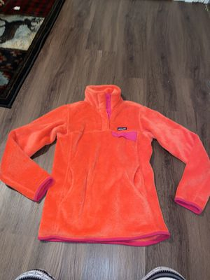 Women's Patagonia fleece pullover for Sale in Troutdale, OR