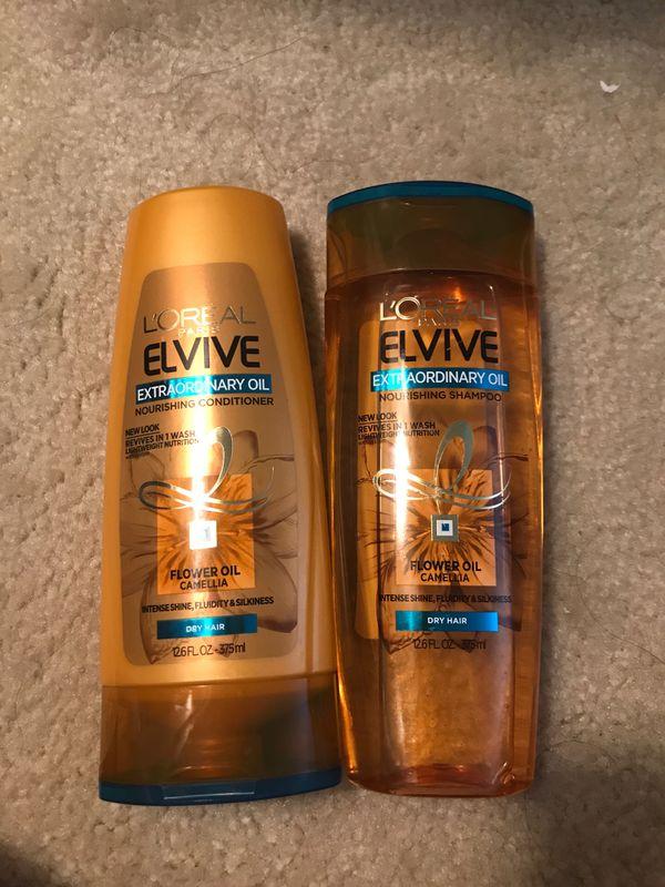 L'Oréal shampoo L'Oréal Hair conditioner