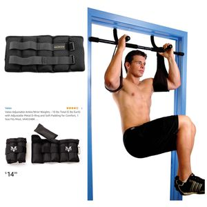 Workout bundle (ankle eights and abs sling straps) for Sale in Tampa, FL