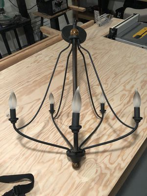 Chandelier for Sale in Tacoma, WA