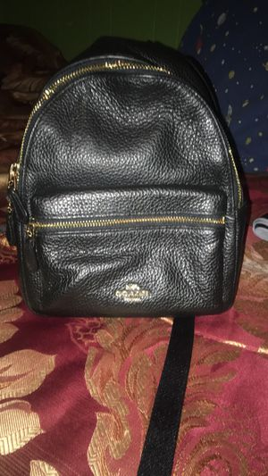 Coach backpack for Sale in Fairfax, VA
