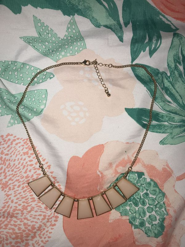 Light Pink Necklace