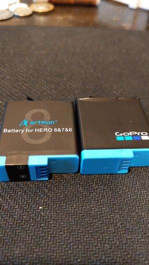 GoPro batteries for Sale in Portland, OR