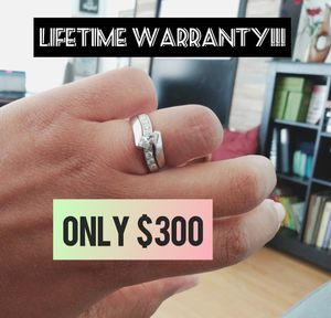 Wedding/Diamond Ring (size 7) for Sale in Torrance, CA