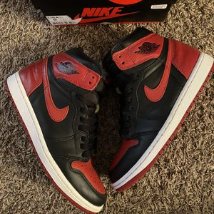 🔥jordan 1 Retro bred banned 2016🔥 size 8🔥 for Sale in Fort Worth, TX