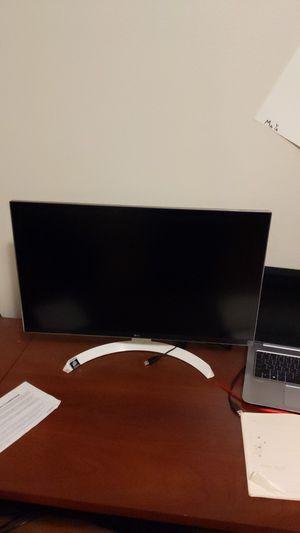 4k 27 inch monitor lg for Sale in Apopka, FL