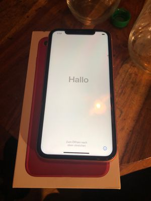 iPhone XR brand new not unlocked for Sale in Brea, CA