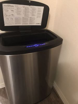 Automatic trash can for Sale in Las Vegas, NV