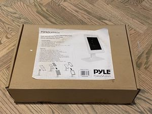 PYLE iPad Pro tamperproof anti-theft display kiosk for Sale in Queens, NY