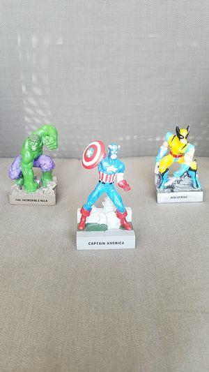 Decorative Marvel Super Heros for Sale in North Miami Beach, FL