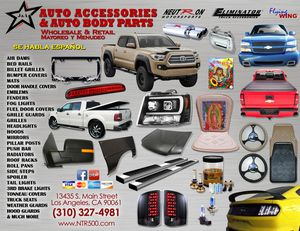 Car and Truck Auto Accessories and Body Parts! for Sale in Los Angeles, CA