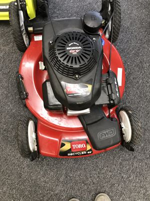 Toro self propelled lawn mower for Sale in Atlanta, GA