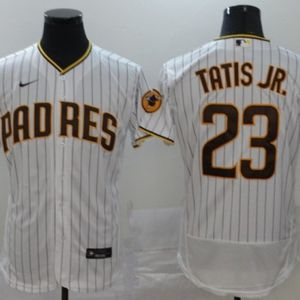 STITCHED FERNANDO TATIS JR SAN DIEGO PADRES BASEBALL JERSEY for Sale in Camp Pendleton North, CA