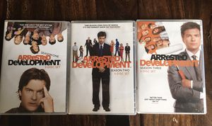 Arrested Development DVDs for Sale in Portland, OR