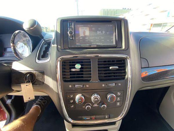 2012 Dodge Grand Caravan Passenger