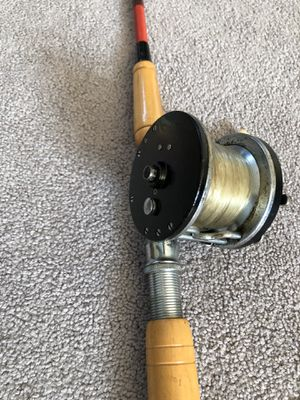 Vintage rod and reel for Sale in South San Francisco, CA