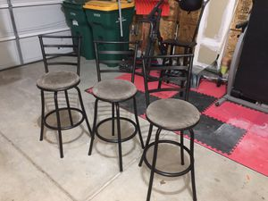 Bar stools for Sale in Brighton, CO