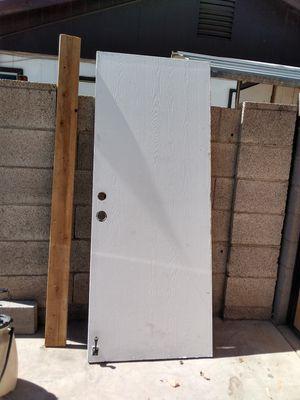 Heavy door 80x32 for Sale in Gilbert, AZ