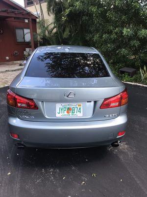 2008 Lexus IS 250 for Sale in Dabneys, VA