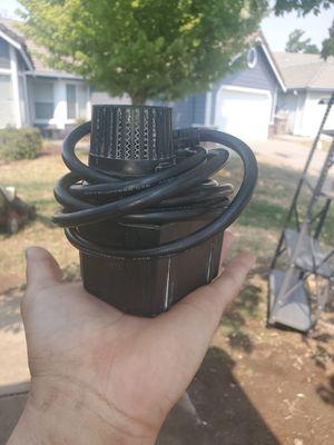 Fish tank motor for Sale in Elk Grove, CA