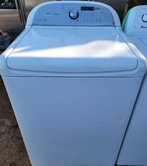 """""""WHIRLPOOL CABRIO"""" WASHER KING SIZE CAPACITY PLUS 5.0 cu ft for Sale in Phoenix, AZ"""