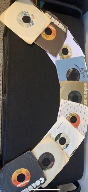 """Nine 45 RPM 7"""" Vinyl Records for Sale in Lexington, KY"""