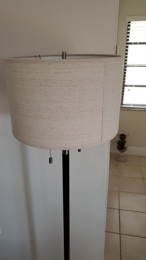 Tall lamp for Sale in Miami, FL