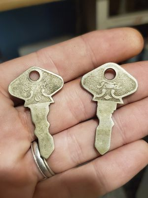 2 early 1900s Model T Ford keys (both for $10.99) SEE ALL PICTURES for Sale in Columbus, OH