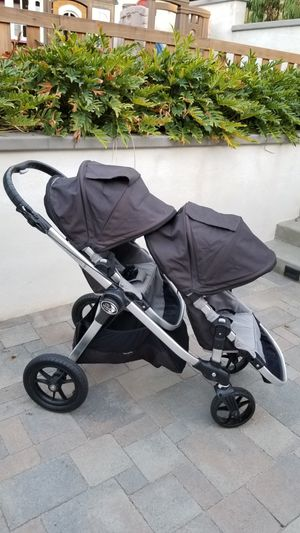 Baby Jogger City Select Double Stroller for Sale in San Marcos, CA