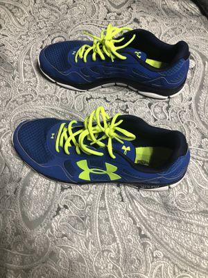 Nike size 12 D men's , Under Armour size 12 D men's athletic shoes for Sale in Waxahachie, TX