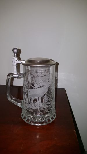 Rare Beer glass Stein for Sale in Silver Spring, MD