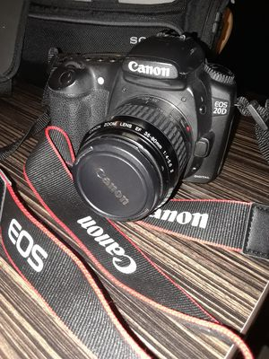 Canon EOS 20D DSLR Camera with 2 lenses for Sale in Austin, TX
