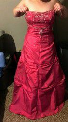 Magenta prom dress for Sale in Adairville, KY