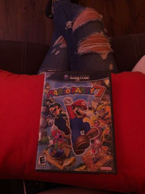 mario party 7 gamecube for Sale in Los Angeles, CA