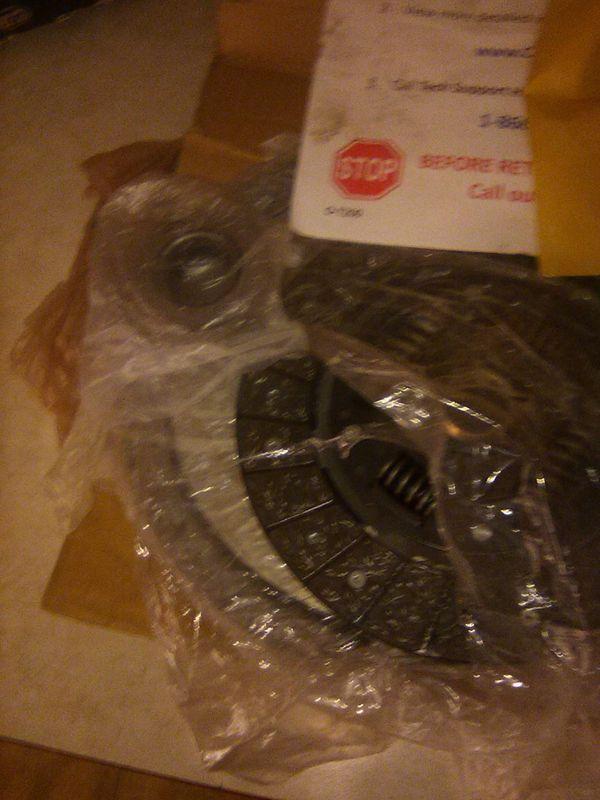 Clutch Chevy s10 2.2L 94-01