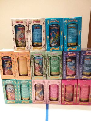 2 sets of Disney Glasses for Sale in Barrington, IL