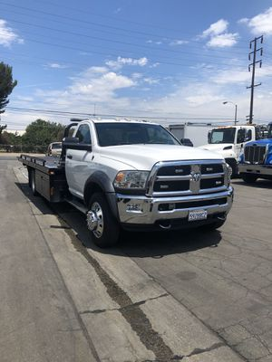 (START BUSINESS IN 2020) 2015 RAM 5500 (6.7) DIESEL TOW TRUCK! READ AD FOR SPECS! for Sale in Pacoima, CA