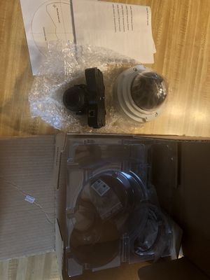 Axis security camera new $75 for Sale in Paradise, PA